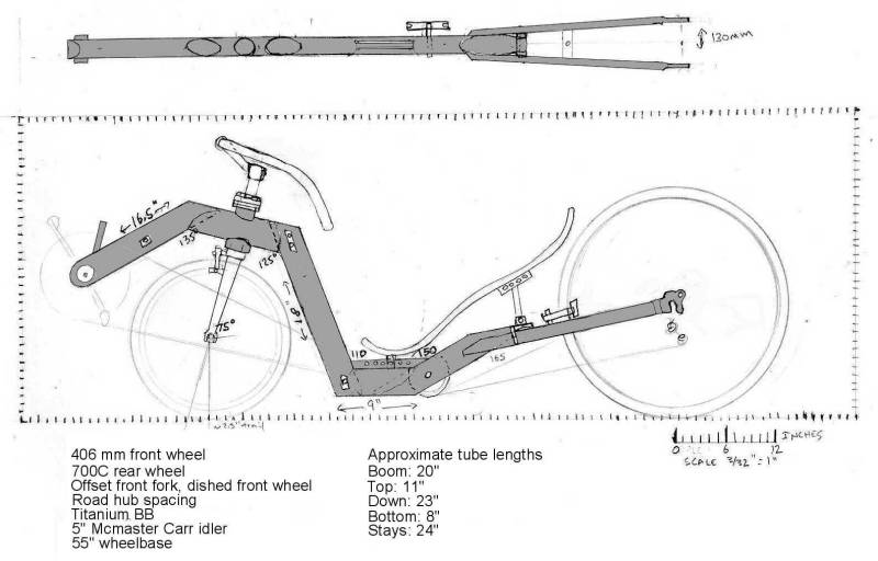 I'm Building a Recumbent Adult